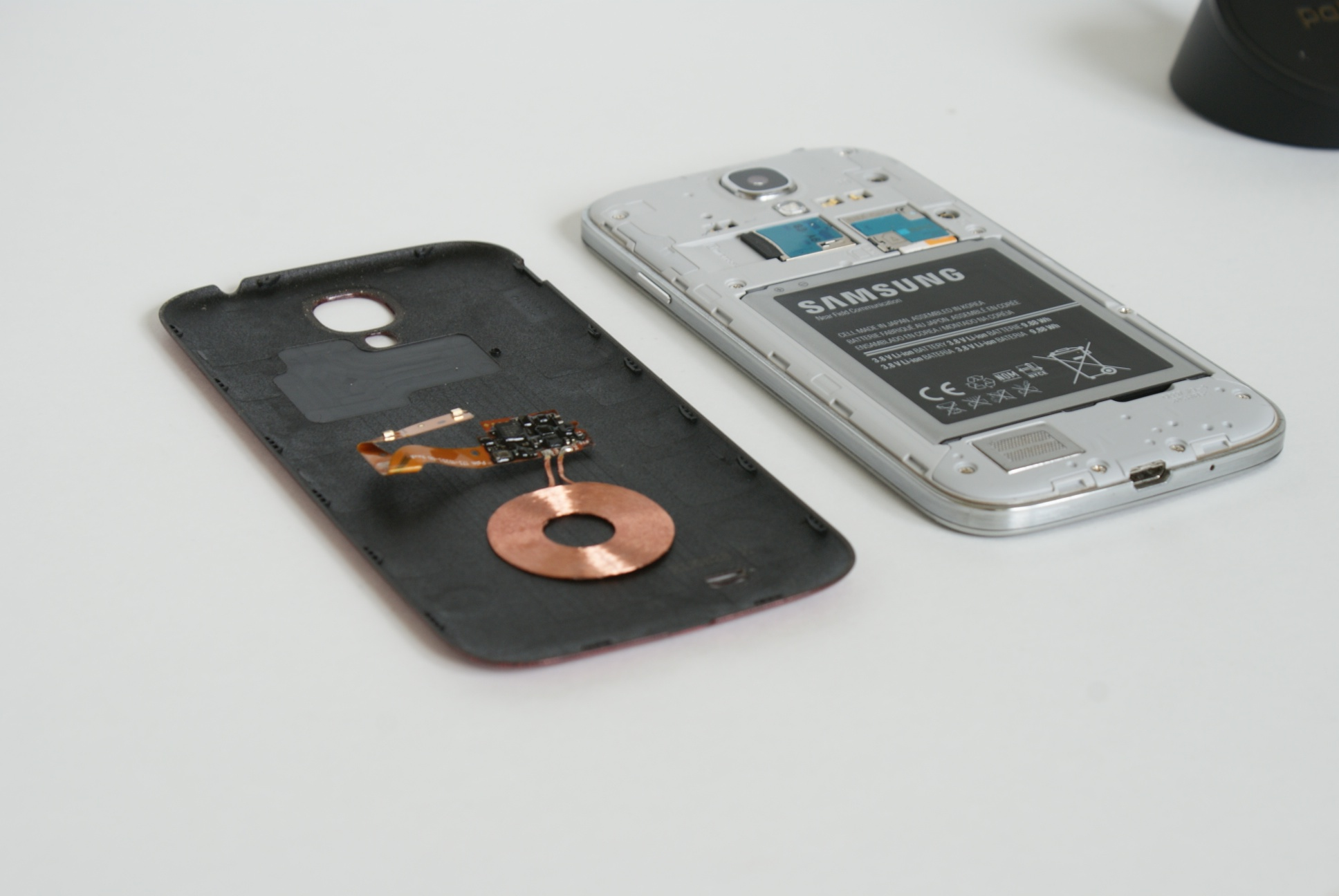 Diy Samsung Galaxy S4 Wireless Charging For Under  30